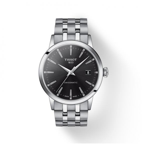 Reloj Tissot T-Classic Dream Swissmatic T129.407.11.051.00 automático de acero para hombre