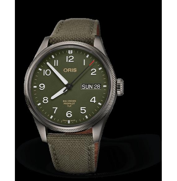 Reloj Oris Big Crown ProPilot TLP Limited Edition 01 752 7760 4287-Set automático de acero para hombre