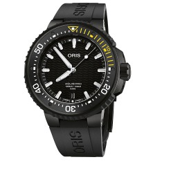 Reloj Oris AquisPro Date Calibre 400 automático de acero para hombre