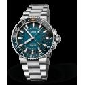 Reloj Oris Aquis Whale Shark Edición Limitada automático de acero para hombre