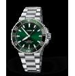 Reloj Oris Aquis Date 01 733 7766 4157-07 8 22 05PEB automático de acero para hombre