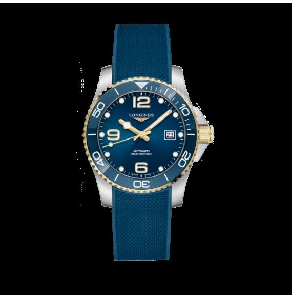 Reloj Longines Diving HydroConquest L3.781.3.96.9 automático de acero para hombre