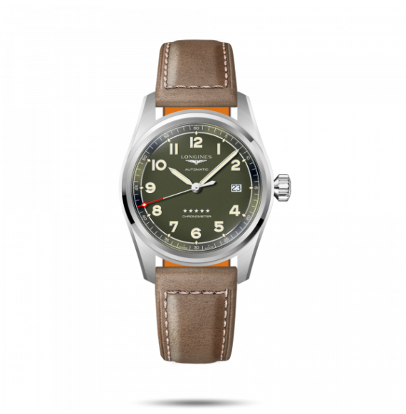 Reloj Longines Avigation Spirit L3.810.4.03.2 automático de acero para hombre