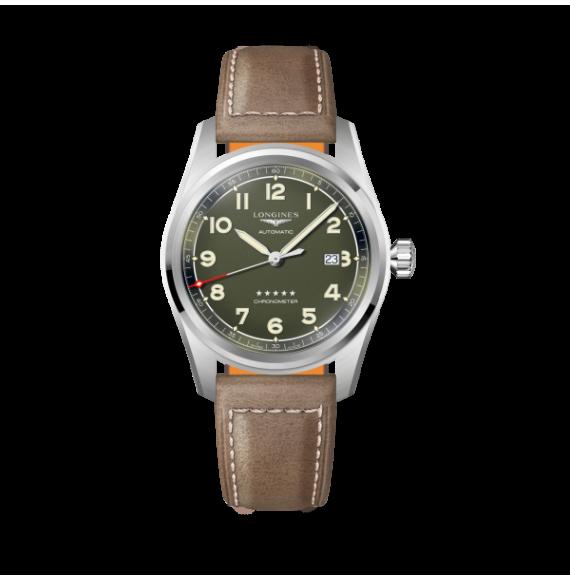 Reloj Longines Avigation Spirit L3.811.4.03.2 automático de acero para hombre