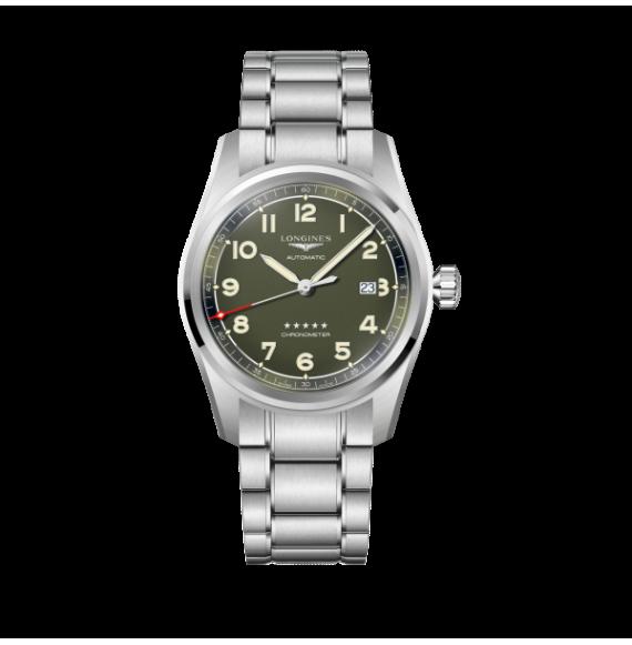 Reloj Longines Avigation Spirit L3.811.4.03.6 automático de acero para hombre