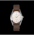 Reloj Longines Heritage Classic Silver Arrow L2.834.4.72.2 automático de acero para hombre