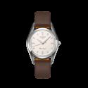 Reloj Longines Heritage Classic Silver Arrow automático de acero para hombre