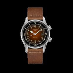 Reloj Longines Diving Legend Diver Watch automático de acero para hombre