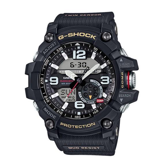 Reloj Casio G-Shock Mudmaster GG-1000-1AER Analógico-Digital de resina para hombre