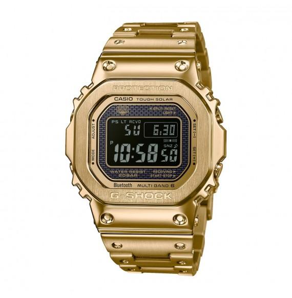 Reloj Casio G-Shock GMW-B5000GD-9ER solar de acero para hombre