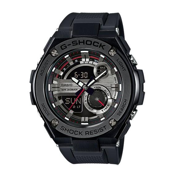 Reloj Casio G-Shock GST-210B-1AER analógico-digital de resina para hombre