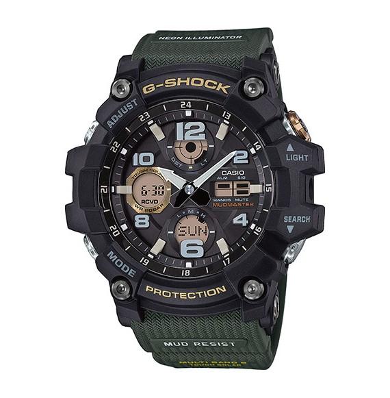 Reloj Casio G-Shock Mudmaster GWG-100-1A3ER solar de resina para hombre