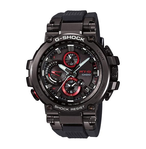 Reloj Casio G-Shock MTG-B1000B-1AER solar de resina para hombre