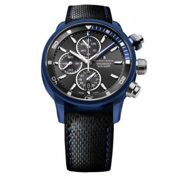 MAURICE LACROIX  PONTOS S EXTREME CHRONOGRAPH