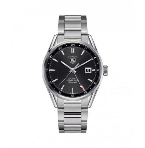 TAG HEUER CARRERA CALIBRE 7 TWIN TIME GMT