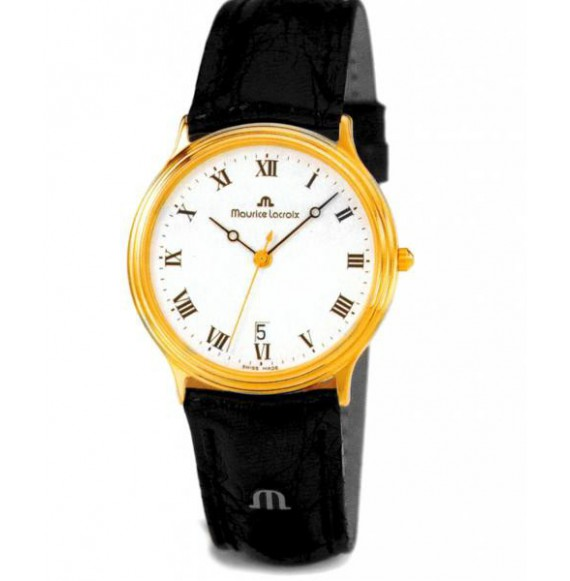 MAURICE LACROIX  VARIOS YELLOW GOLD 18K