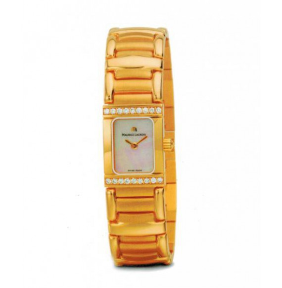 MAURICE LACROIX  MIROS YELLOW GOLD 18K