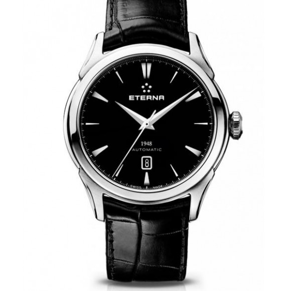 ETERNA 1948 BLACK DIAL