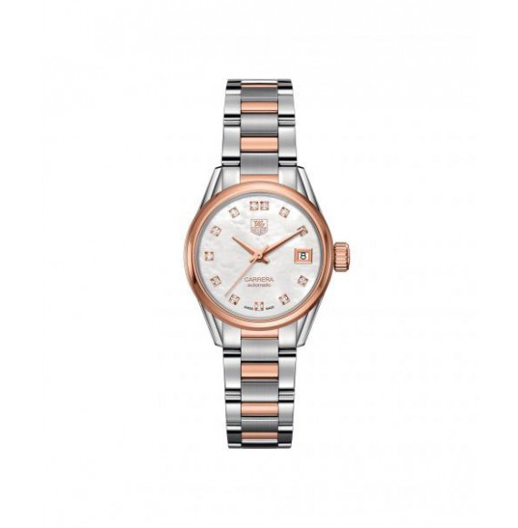 TAG HEUER CARRERA LADY CALIBRE 9
