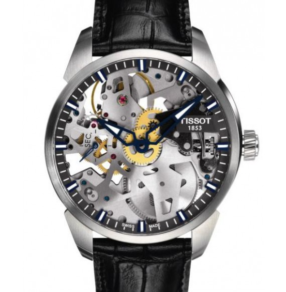 TISSOT T-COMPLICATION SQUELETTE AUTOMATIC