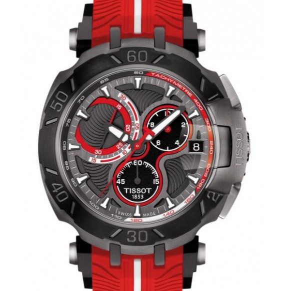 TISSOT T-RACE JORGE LORENZO LIMITED EDITION