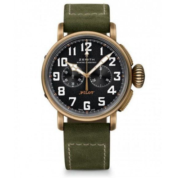 ZENITH PILOT TYPE 20 CHRONOGRAPH 45 MM EXTRA SPECIAL.