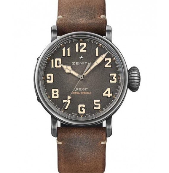 ZENITH PILOT TYPE 20 45 MM EXTRA SPECIAL TON-UP.