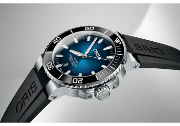 NOVEDAD BASELWORLD 2018  ORIS CLIPPERTON LIMITED EDITION